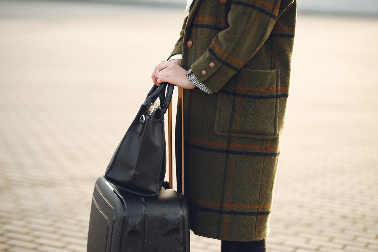 Aegean Airlines - torebka do samolotu