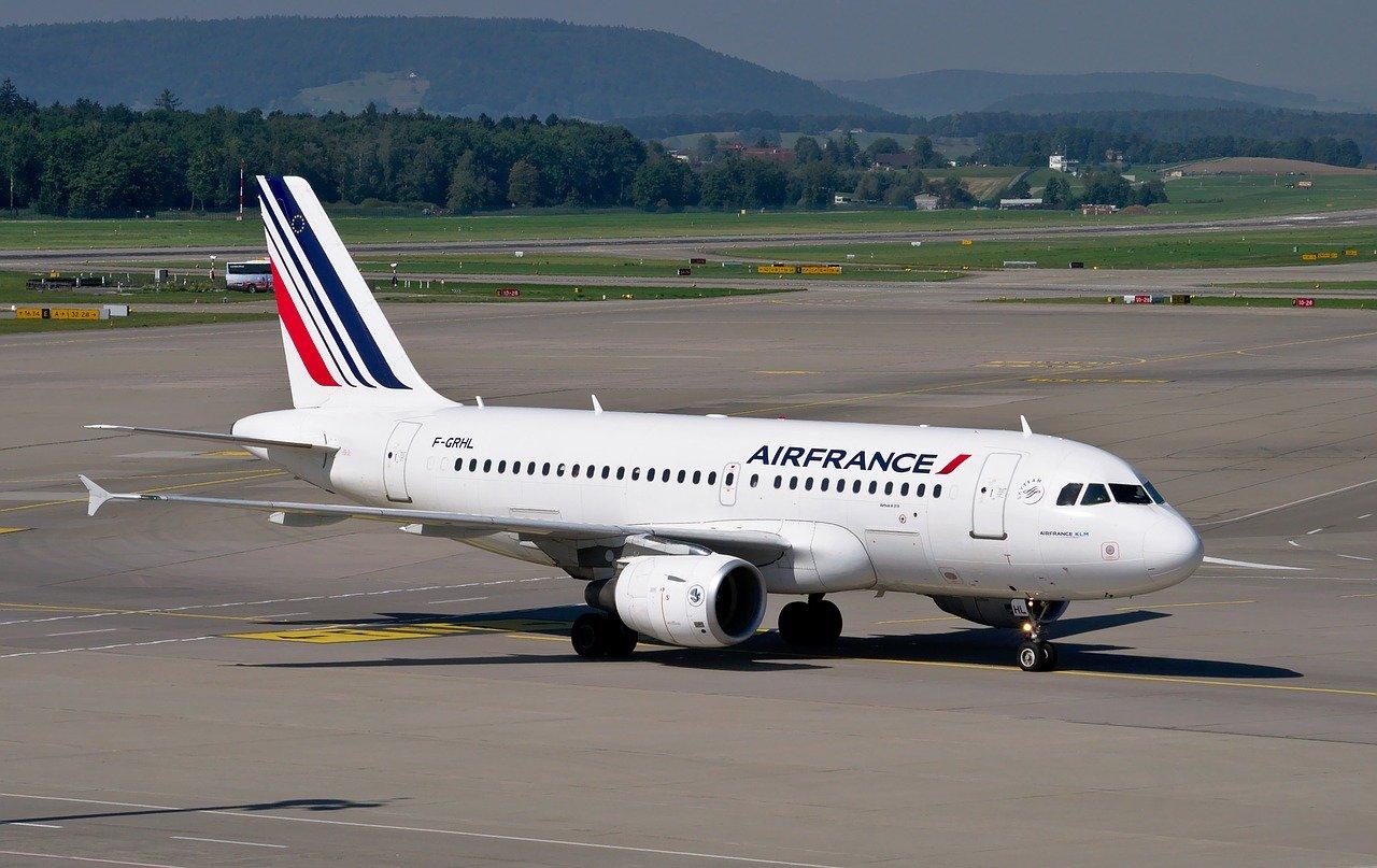 Air France bagaż podręczny - limit, wymiary, waga