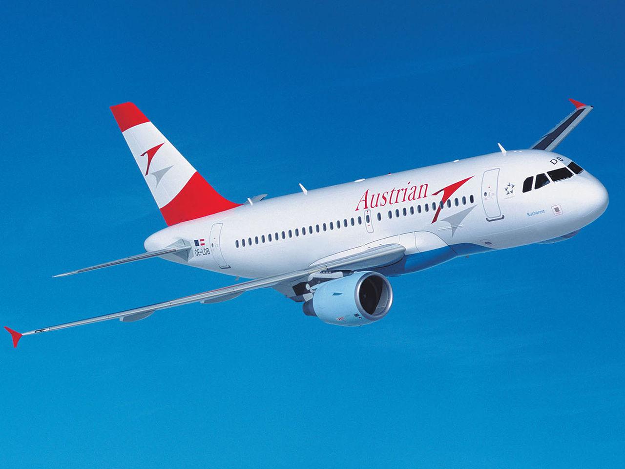 Bagaż podręczny Austrian Airlines - wymiary i waga