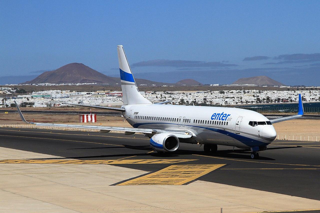 Enter Air: bagaż podręczny i rejestrowany - wymiary i waga 2019