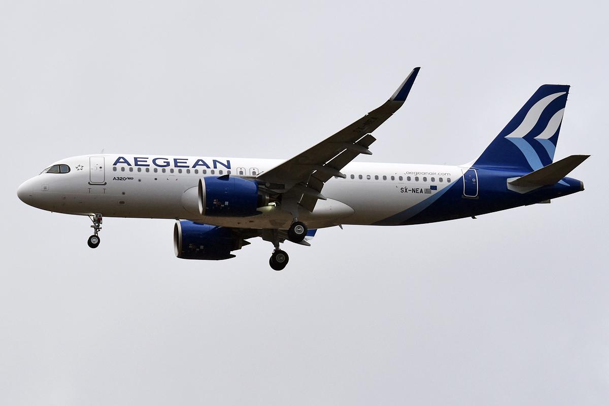 Bagaż podręczny Aegean Airlines - wymiary i waga