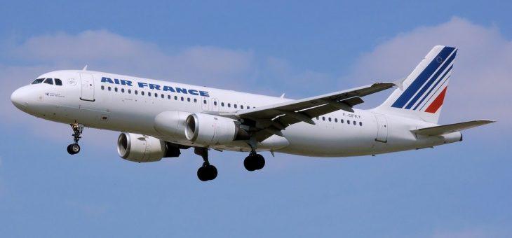 Bagaż podręczny Air France – wymiary i waga
