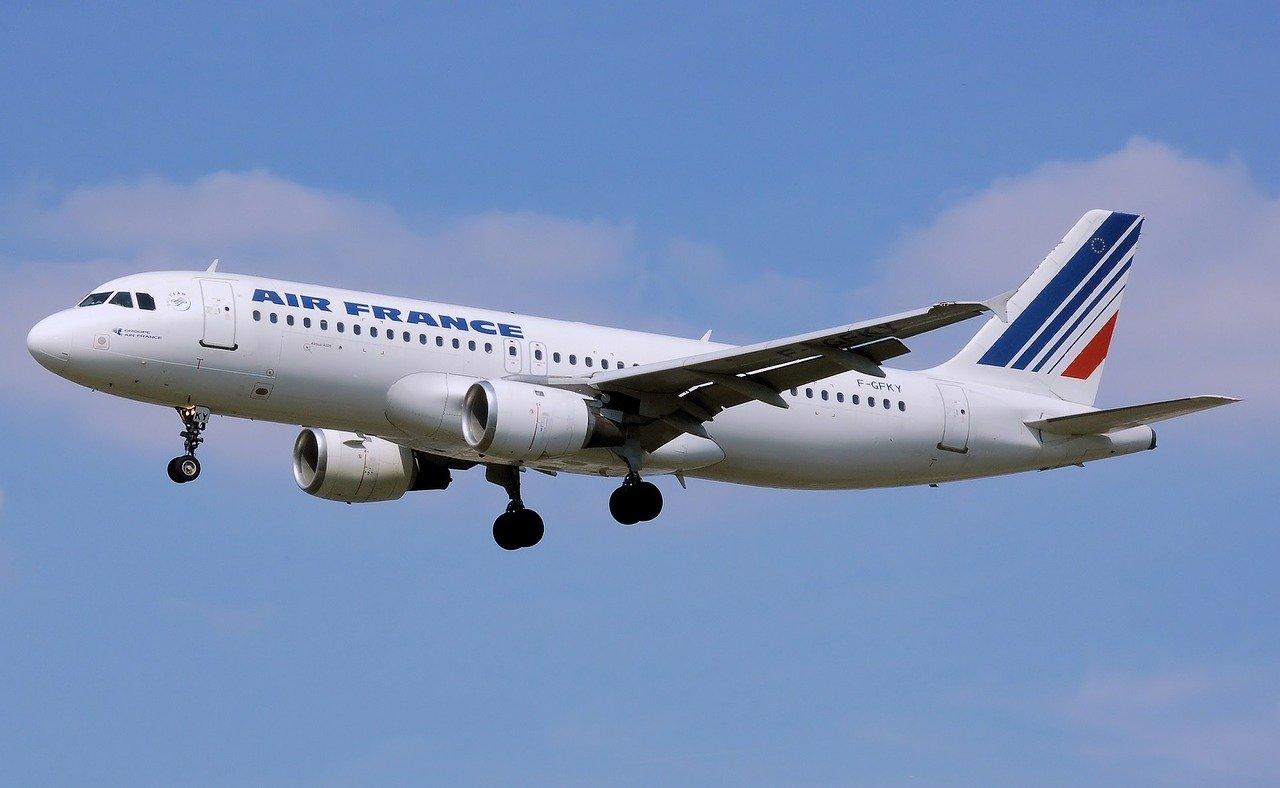 Bagaż podręczny Air france - wymiary i waga