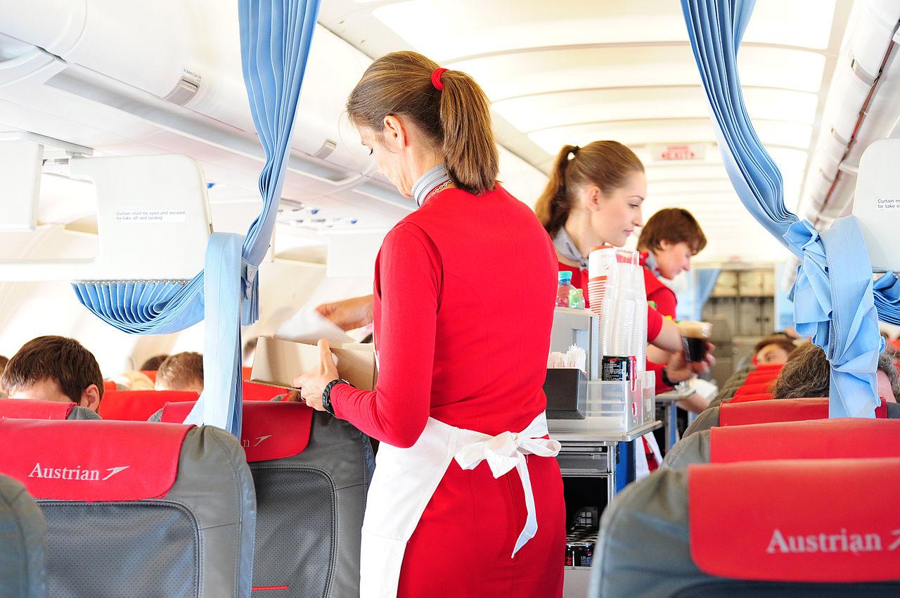 Bagaż podręczny Austrian Airlines
