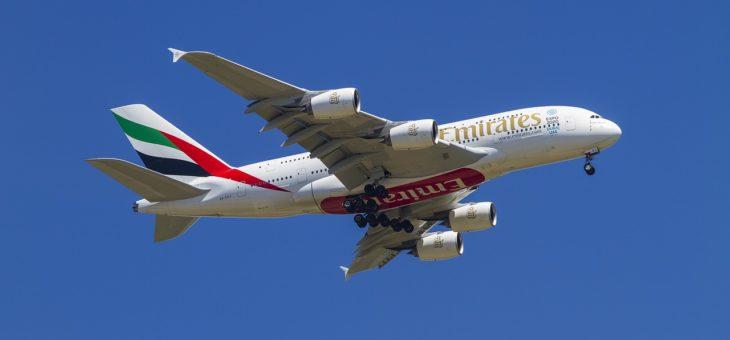 Bagaż podręczny Emirates – wymiary i waga