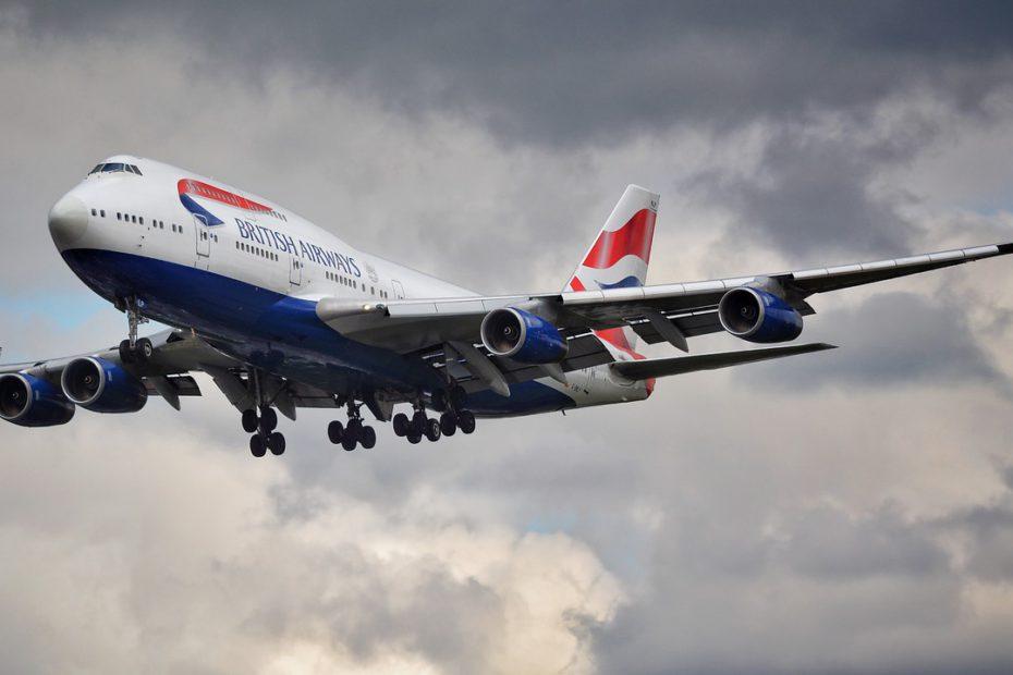 Bagaż podręczny i rejestrowany w British Airways - wymiary i waga