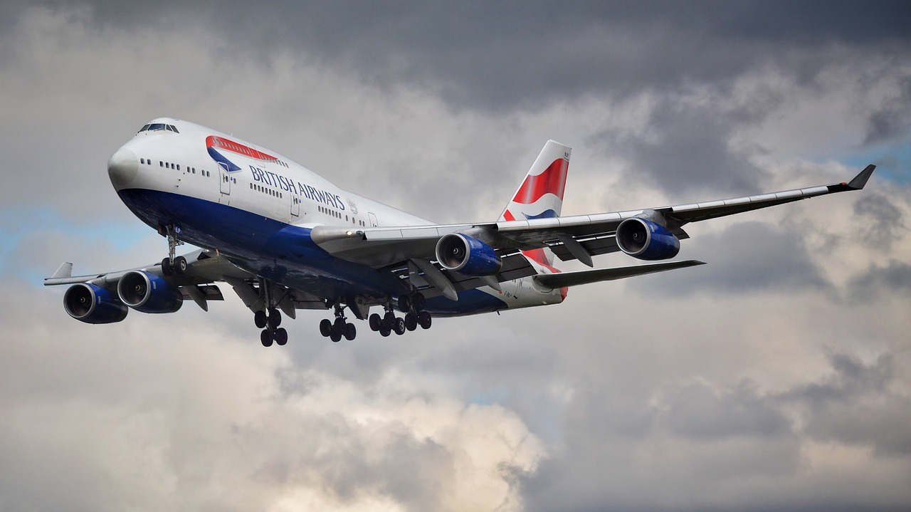 Bagaż podręczny i rejestwany w British Airways