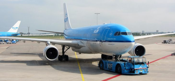 Bagaż podręczny KLM – wymiary i waga