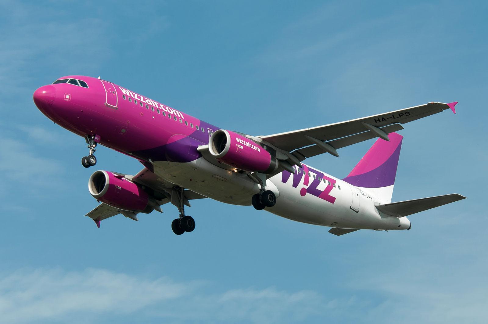 Bagaż podręczny Wizz Air 2018 - wymiary i waga