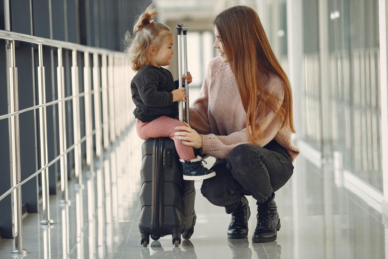 Britis Airways - bagaż dla dziecka i niemowlaka