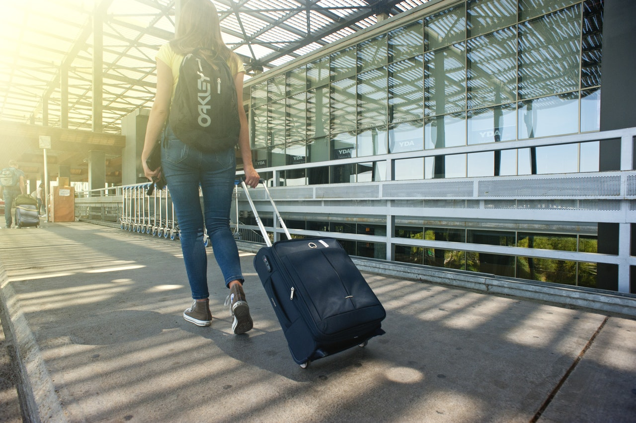 Odprawa bagażowa krok po kroku