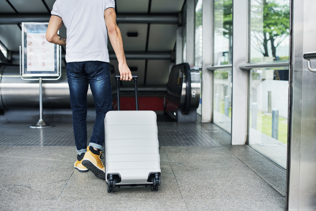 KLM bagaż kabinowy podręczny - wymiary i waga 2020