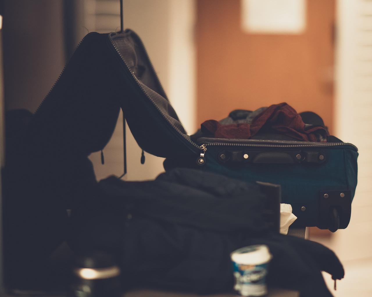 Kosmetyki w bagażu podręcznym - poradnik
