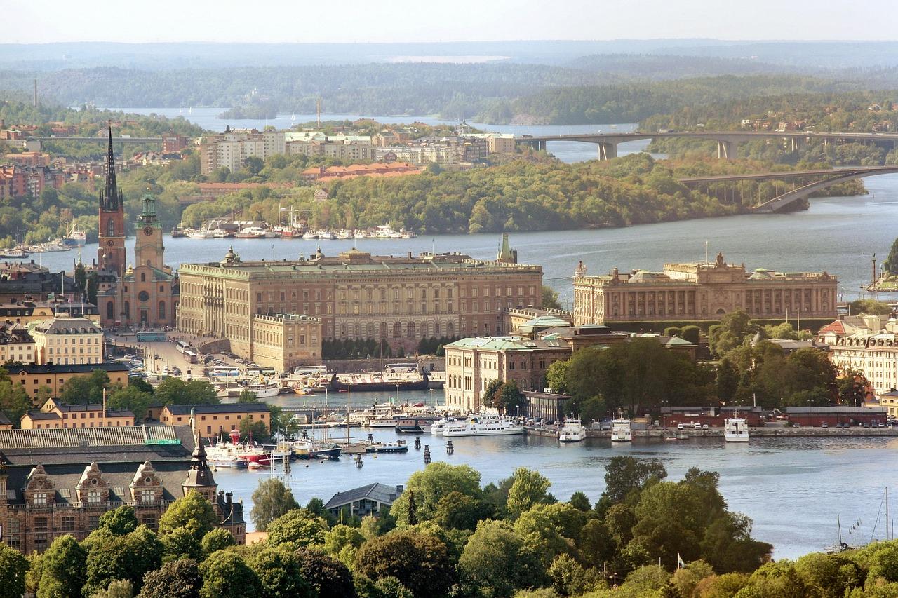 Majówka 2018: tanie loty do Sztokholmu z Katowic