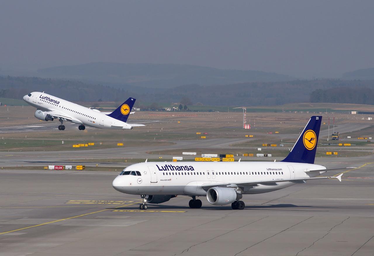 Lufthansa: bagaż podręczny - wymiary i waga