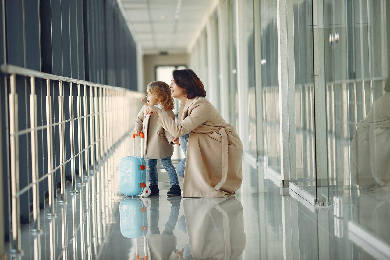 Lumiwings dodatkowy bagaż podręczny dla niemowląt
