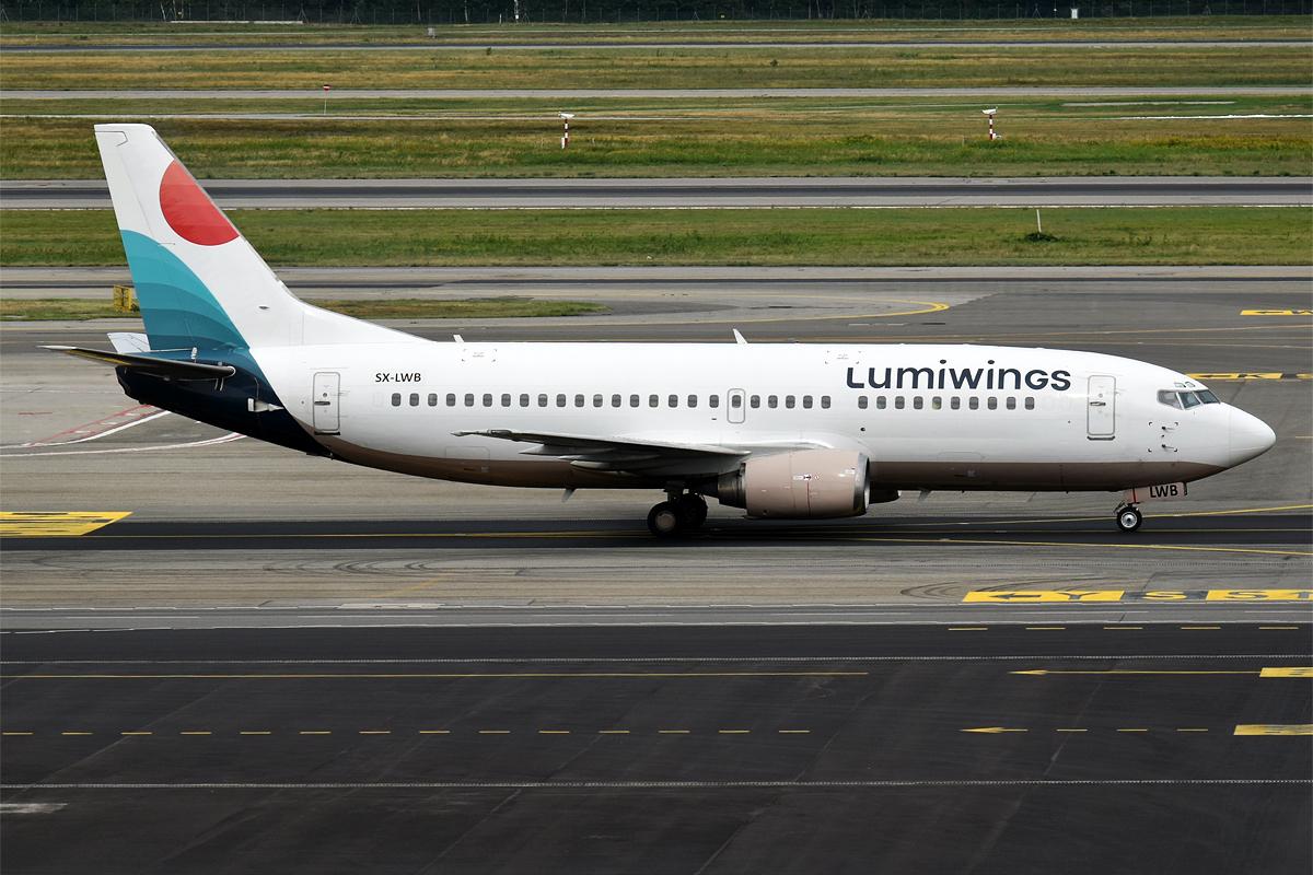 Lumiwings limit bagażu podręcznego 2021