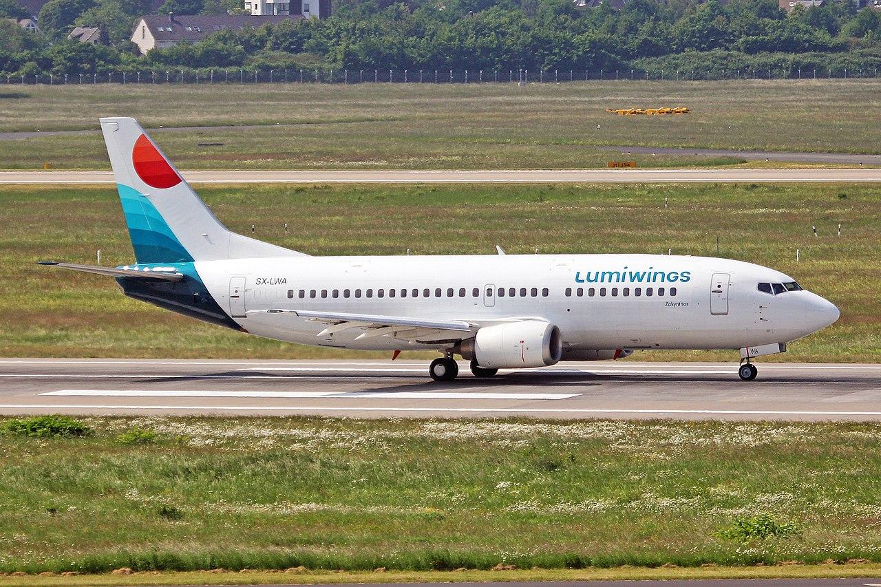 Lumiwings - loty z Katowic lato 2021
