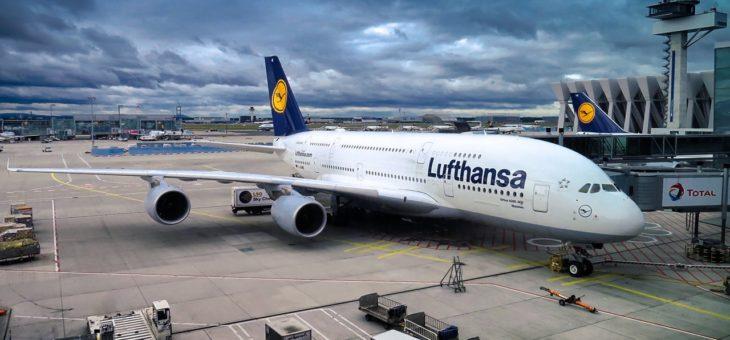 Lufthansa: bagaż podręczny – wymiary i waga