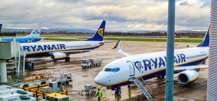 Ryanair: nowe loty z Katowic od jesieni 2019!