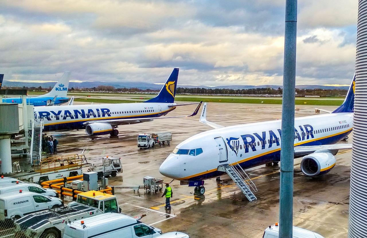Ryanair: nowe loty z Katowic od jesieni 2019