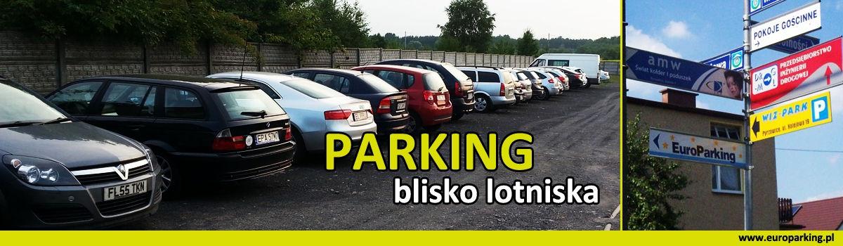 Euro Parking przy lotnisku Pyrzowice