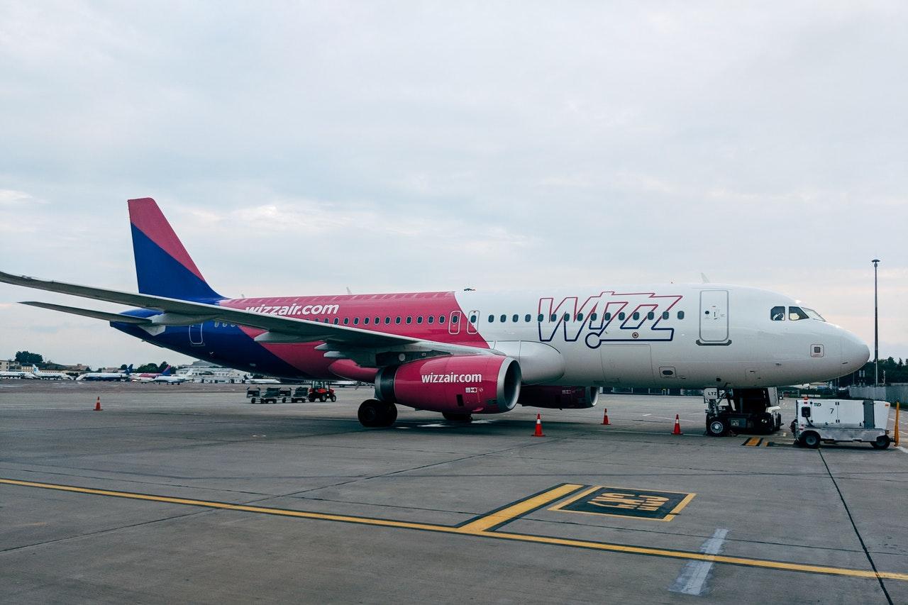 Wizz Air: przewóz sprzętu sortowego